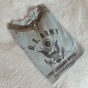 Vintage US Army Graphic Tee